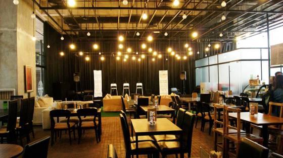 Talent lounge 2