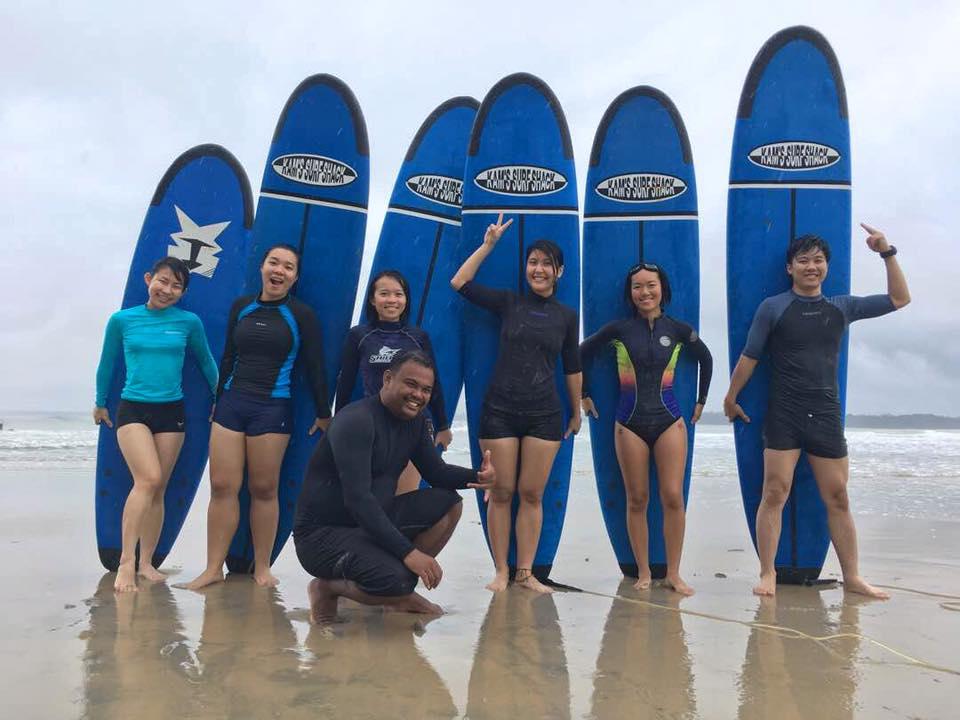 kam surf shack SUP